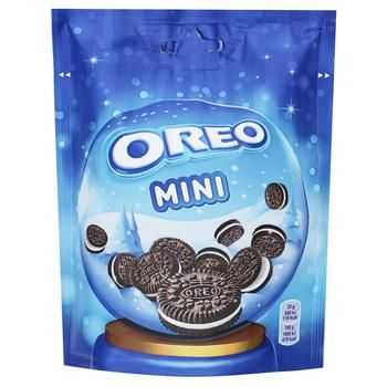 Oreo Mini Cookies with Cocoa and Vanilla Filling 100g