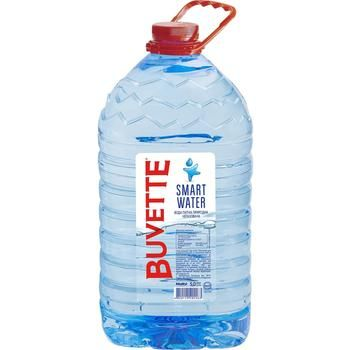 Buvette Smart non-carbonated water 5L - buy, prices for Furshet - image 1