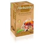 Black tea Alokozay Cardamon 25tea bags 50g