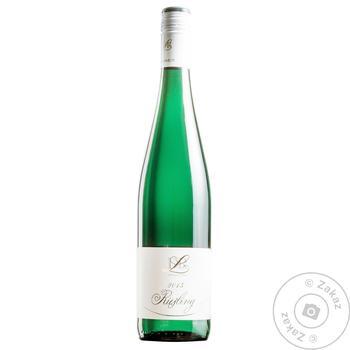 Вино Dr.Loosen Reisling белое сухое 8.5% 0.75л