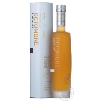 Bruichladdich Octomore 7.3 5 yrs whisky 63% 0.7l