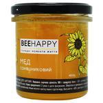 BeeHappy Sunflower Honey 400g
