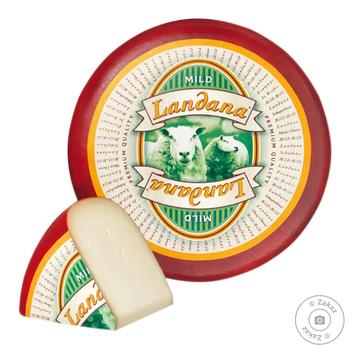 Сыр Landana Майлд овечий весовой 50%