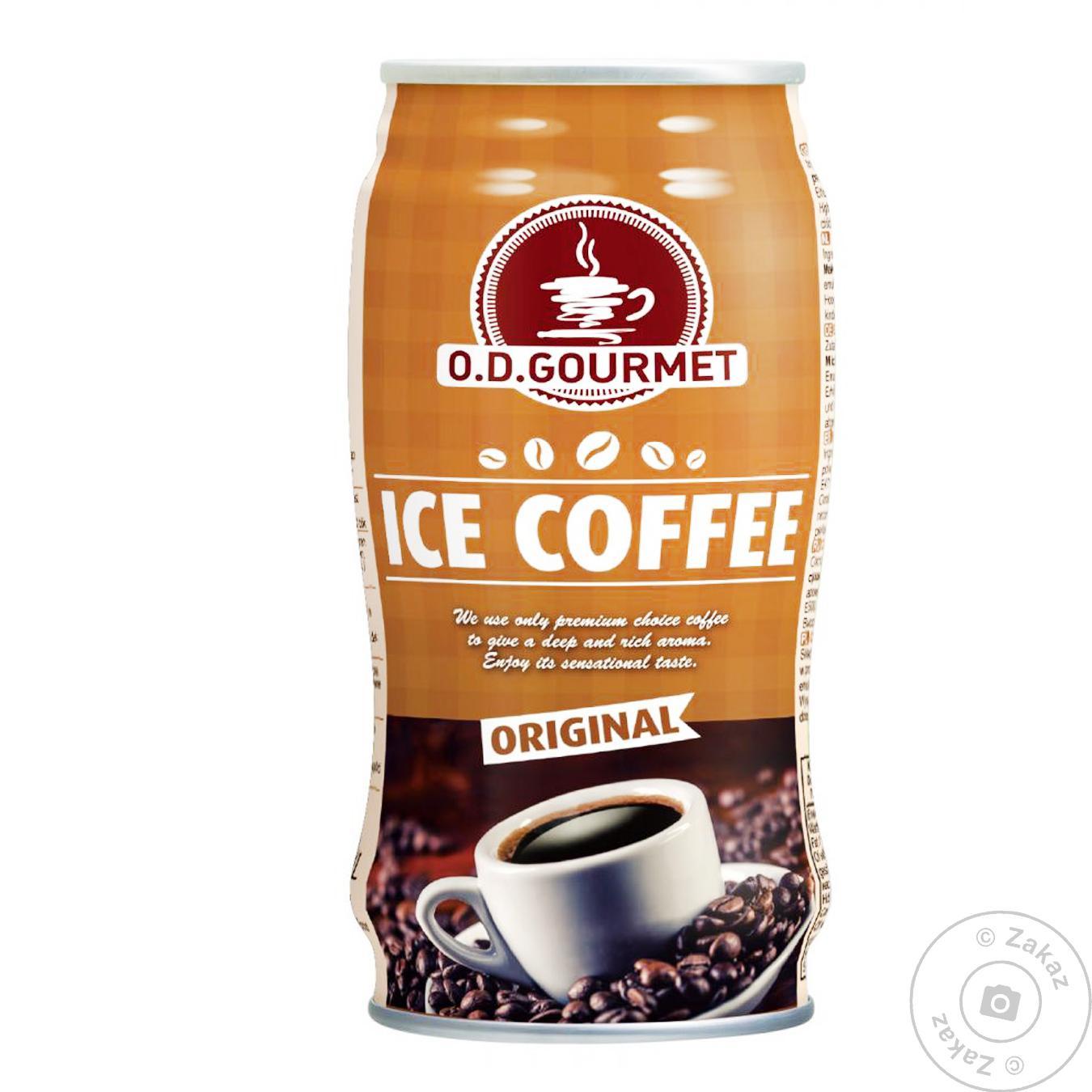 O.D.Gourmet / Кофе холодный O.D. Gourmet Ice Coffe Original 240мл