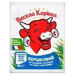 Сыр Веселая Коровка сливочный плавленный 46% 90г - купить, цены на Фуршет - фото 1