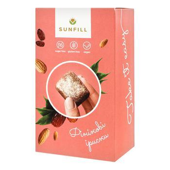 Конфеты Sunfill Финиковые ириски без сахара и глютена 150г