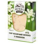 Сыр Мукко козий с тмином 150г
