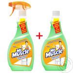 Средство Mr Muscle для мытья стекол 0.5л