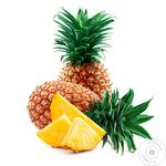 Fruit pineapple Gold fresh