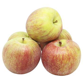 Яблоко Фуджи диаметр 85+ импорт