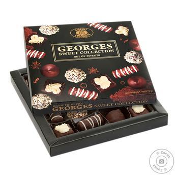 Конфеты ХБФ Georges Sweet Collection 175г - купить, цены на Восторг - фото 1