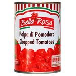 Bella Rosa Canned Pieces Tomatoes 400g