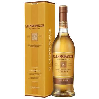 Glenmoranjie Original Highland Single Malt Scotch Whisky 40% 0.7l - buy, prices for Novus - image 1