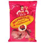 Мармелад Varto Серденько з ароматом граната та чорниці 200г
