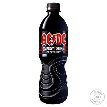 Напій енергетичний AC/DC 0.5л - купити, ціни на Фуршет - фото 1