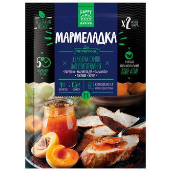Pripravka Marmeladka seasoning with agar-agar 2в1 25g