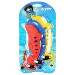 Фигурка Intex подводная Дельфин 3 цвета 55502x