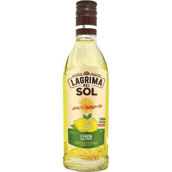 Lagrima del Sol with with lemon sunflower oil 225ml - buy, prices for Novus - image 1