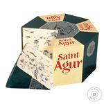 Сыр Bongrain Sain Agur с голубой плесенью 60%