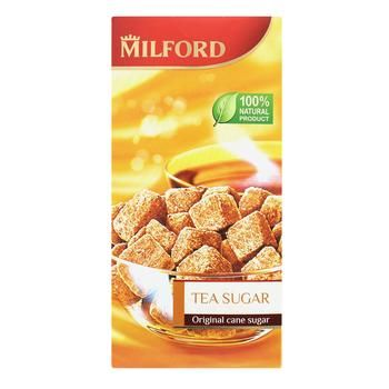 Milford Cane Brown Sugar for Tea 500g - buy, prices for CityMarket - photo 2