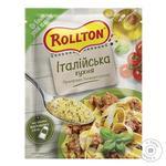 Приправа Роллтон Итальянская кухня универсальная 80г