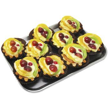 Пирожное Тарталетка с фруктами