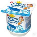 Творог Агуша классический 4.5% для детей с 6 месяцев 100г