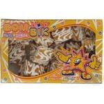 Cookies Bom-bik with white chocolate leaf 250g