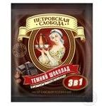 Beverage Petrovskaya sloboda with coffee instant 18g