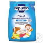 Каша сухая молочная Карапуз рисово-кукурузная с бифидобактериями 250г