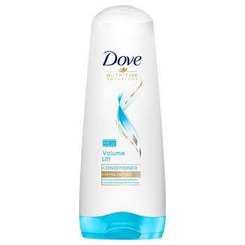 Dove Nutritive Solutions Rinse balm Luxurious volume for fine straight hair 200ml - buy, prices for Furshet - image 1