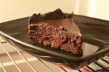 Трюфельний домашній торт