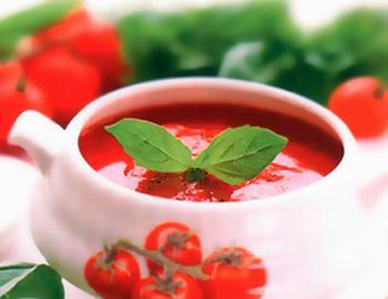 Португальський червоний суп