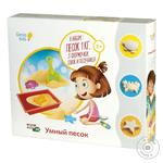 Набор для творчества Genio Kids Умный песок с песочницей - купить, цены на Novus - фото 1