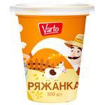 Varto Ryazhenka 4% Fermented Baked Milk 300g