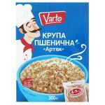 Крупа Varto пшенична Артек в пакетиках 4шт х 75г