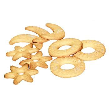 Печиво цукрове Колібрі 500г