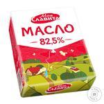 Масло Моя Славита сладкосливочное 82,5% 180г