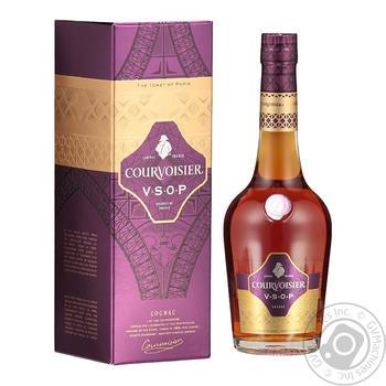 Courvoisier V.S.O.P Cognac 0,5l - buy, prices for Novus - image 1