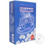 Сахар Солодко прессованный быстрорастворимый 1кг - купить, цены на МегаМаркет - фото 1