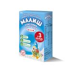 Суміш молочна Малиш швидкого приготування з рисовим борошном дитяча суха з 3 місяців 350г Україна