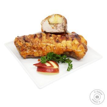 Корейка з яблуками (ваг) (вл.вироб.) - купить, цены на Восторг - фото 1