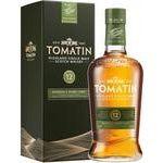 Tomatin 12yrs whisky 43% 0,7l