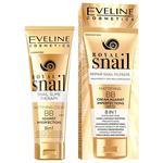 ВВ-крем Eveline Cosmetics Royal Snail 8в1 матуючий проти недосконалості 50мл