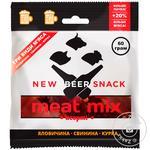 Мясо New Beer Snack Мікс Асорті 60г