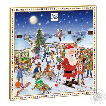 Рождественский календарь Riter Sport 400г