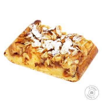 Пиріг безглютеновий з яблуками (ваг) (вл.вироб.) - купить, цены на Восторг - фото 1