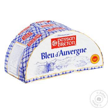 Paysan Breton Blue D'Auvergne Cheese 50%