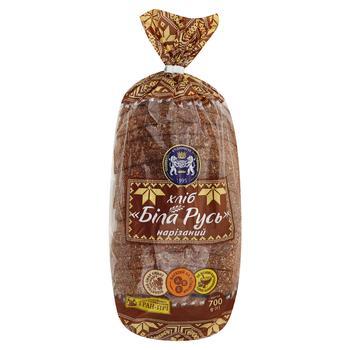 Kulynychi Bila Rus Sliced Half Bread 350g - buy, prices for CityMarket - photo 2