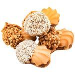 Печиво Дім Солодощей Грибочок пісочне зі згущеним молоком 500г